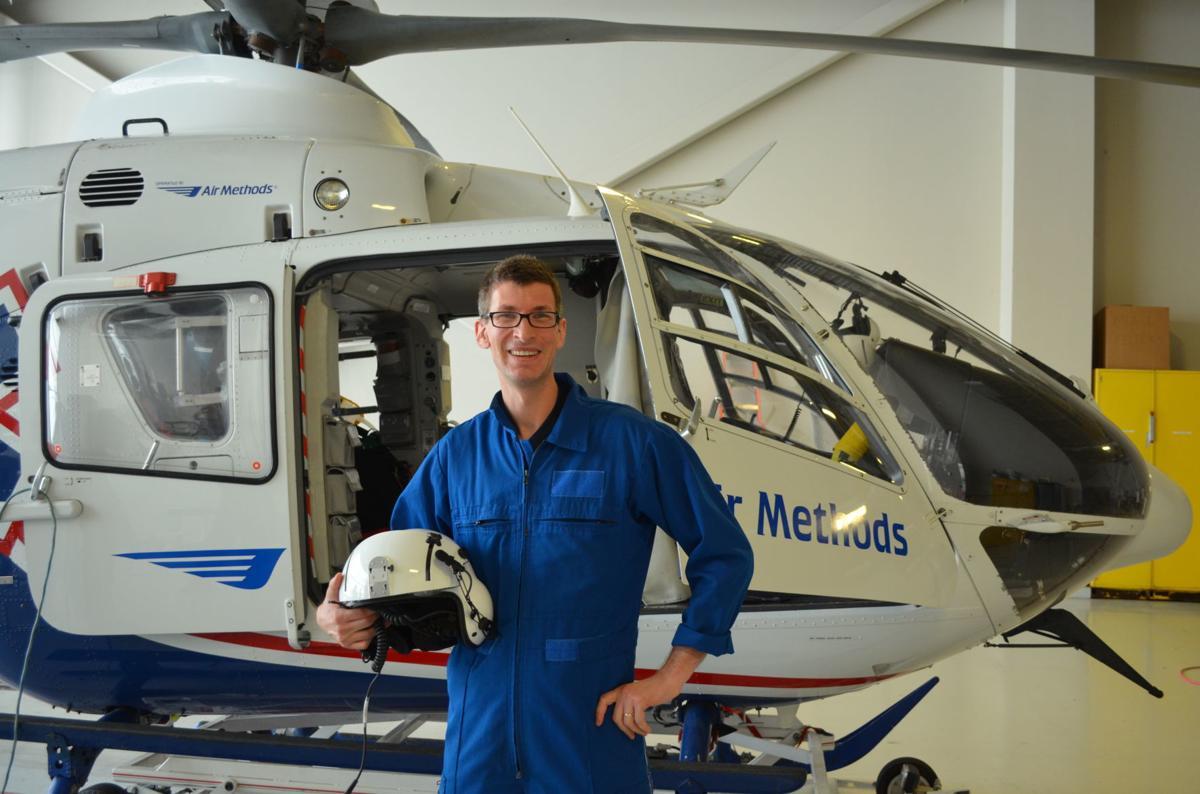 Madison writer Tom Miller goes from UW Med Flight to flights of ...