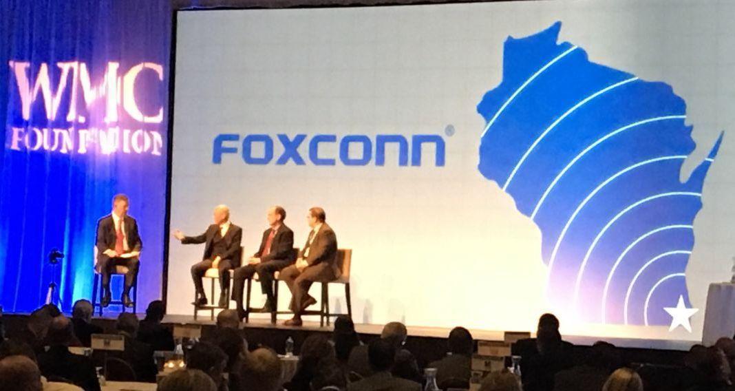 Foxconn UW-Madison