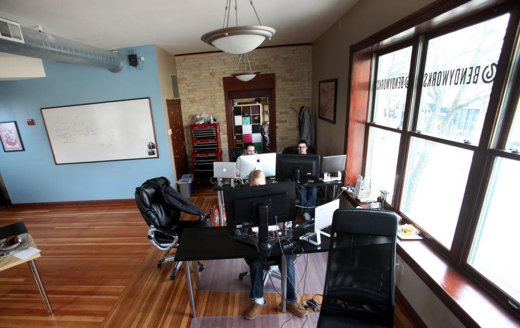 Photos Cool Workspaces Bendyworks Local News – Cool Work Spaces