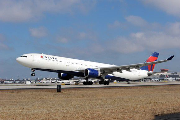 Delta Air Lines Sept Traffic And Capacity Rise