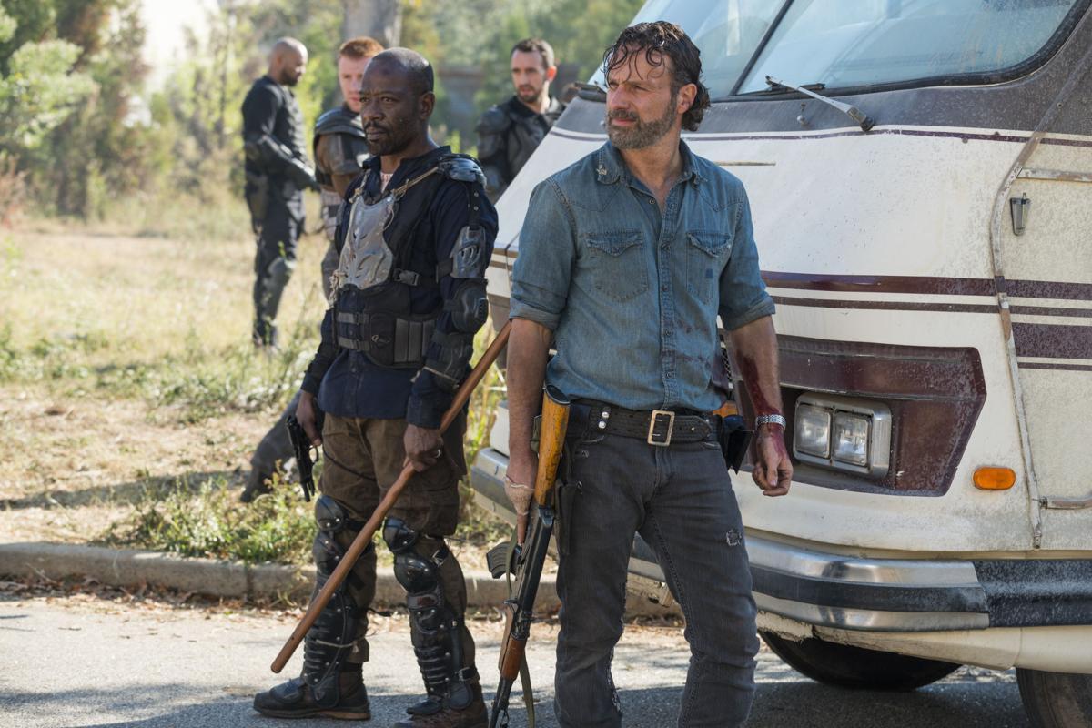 TV The Walking Dead 100th Episode