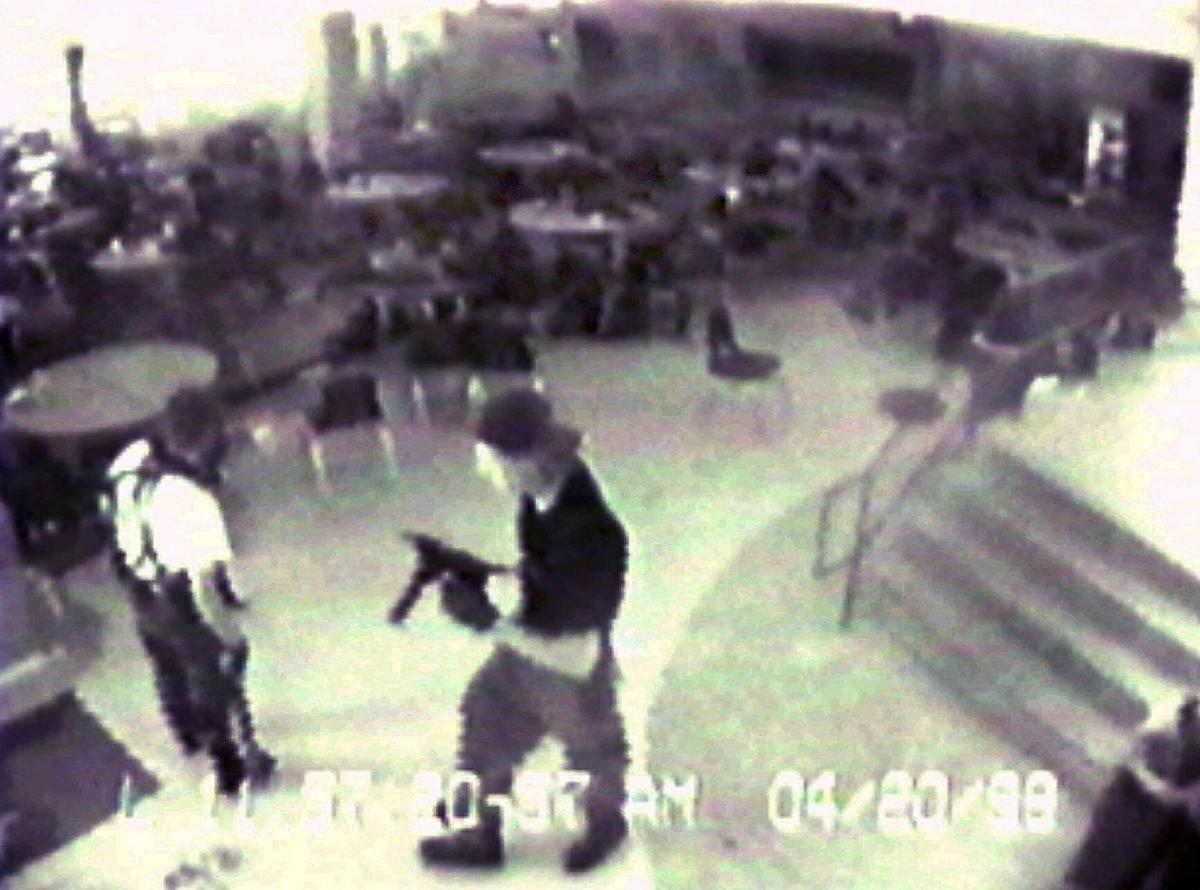 an introduction to the columbine high school massacre Columbine analysis dave cullen homework help columbine (literary masterpieces, volume 1) print print document pdf this.