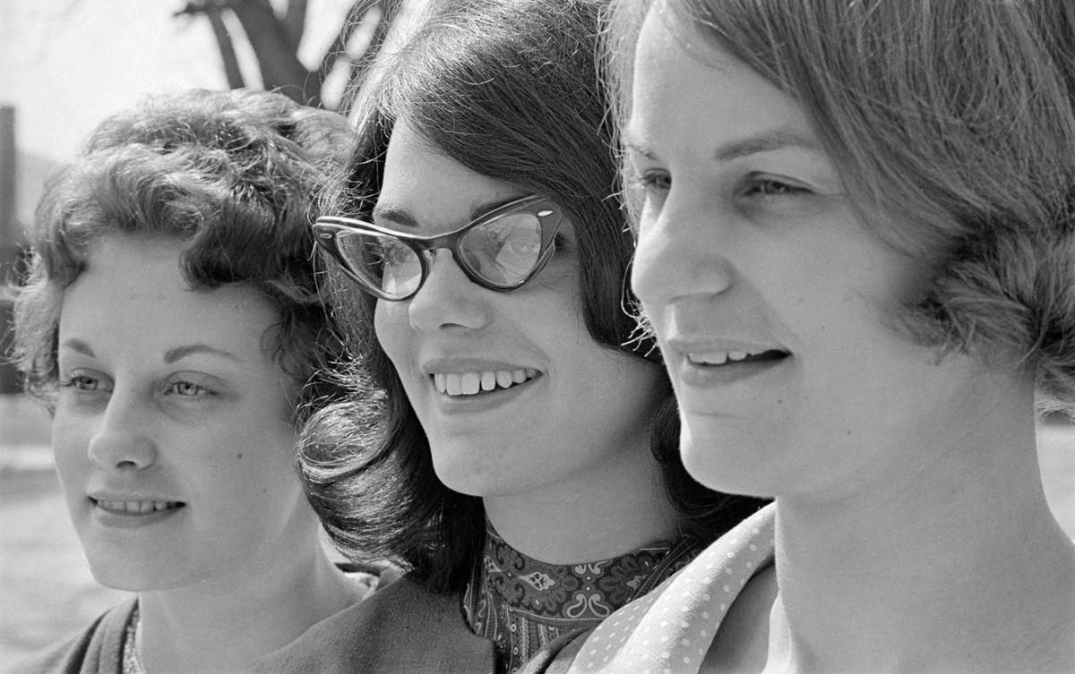 Madison students, 1965