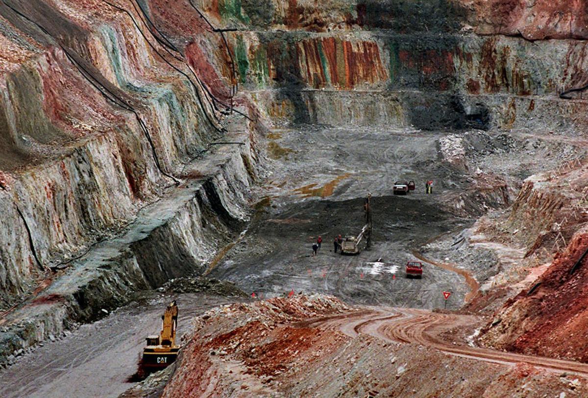 Mining Wisconsin