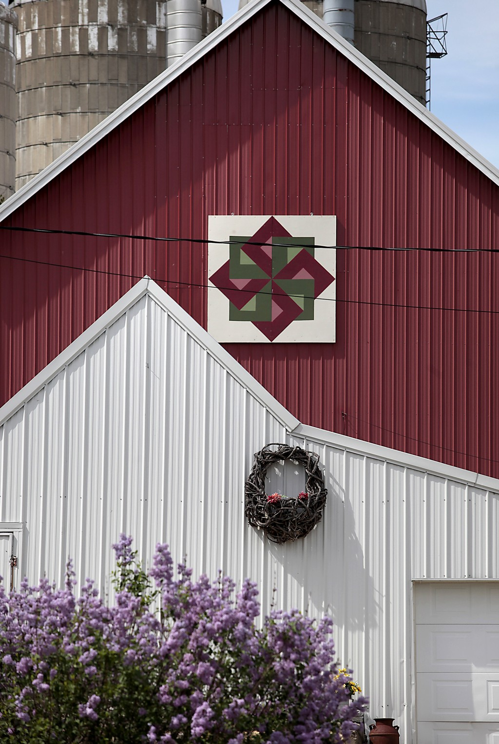 Photos: Barn quilts : Gallery