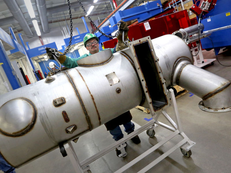 Cummins Emission photo of component