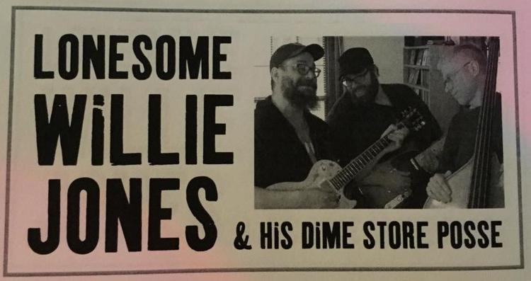 Lonesome Willie Jones BOS MEADERY