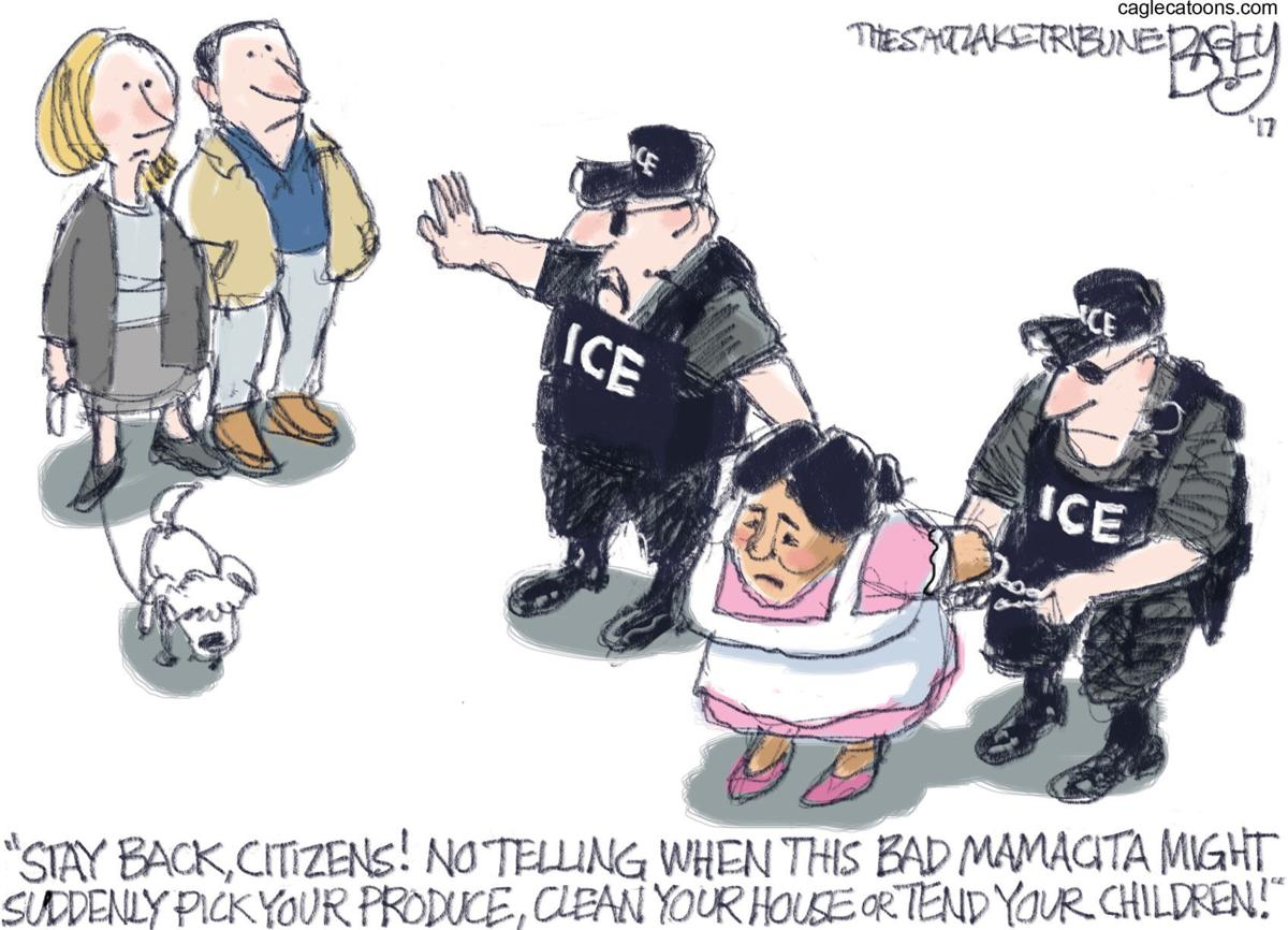 ANOTHER VIEW | PAT BAGLEY, SALT LAKE TRIBUNE