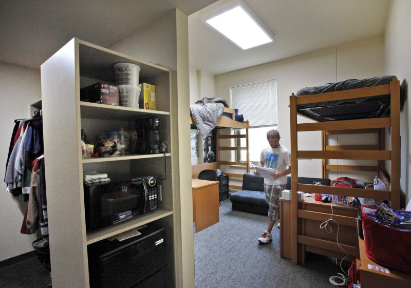 Newly Opened Dejope Residence Hall Offers Swanky Dorm Experience To UW  Madison Students Part 2
