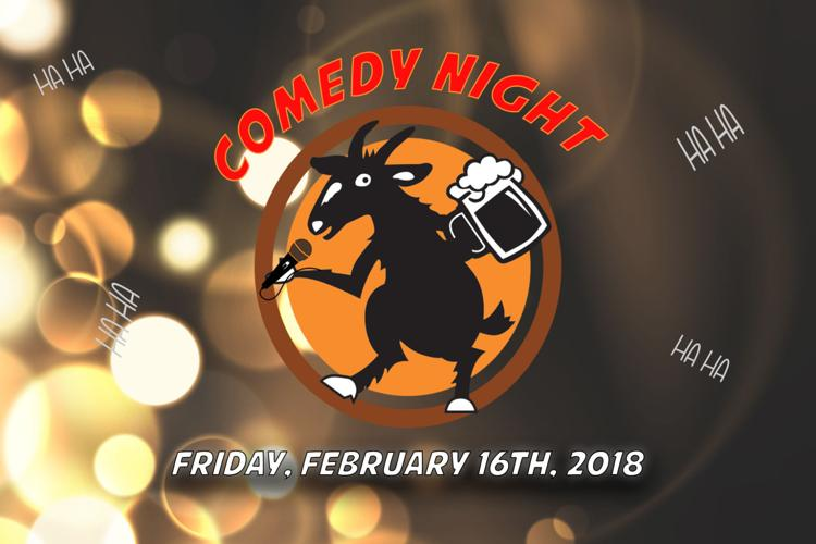Comedy Night THE THIRSTY GOAT