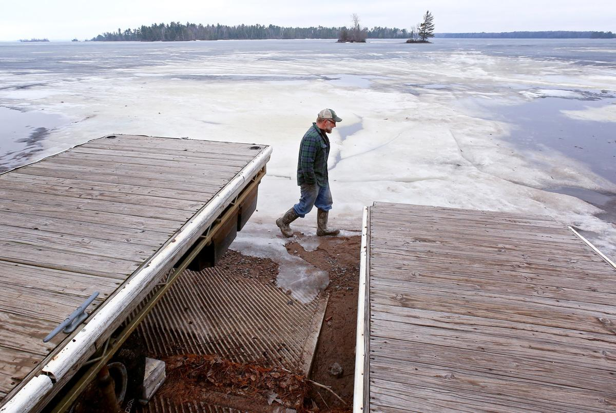 As fishing season nears northern wisconsin is watching for Wi fishing season