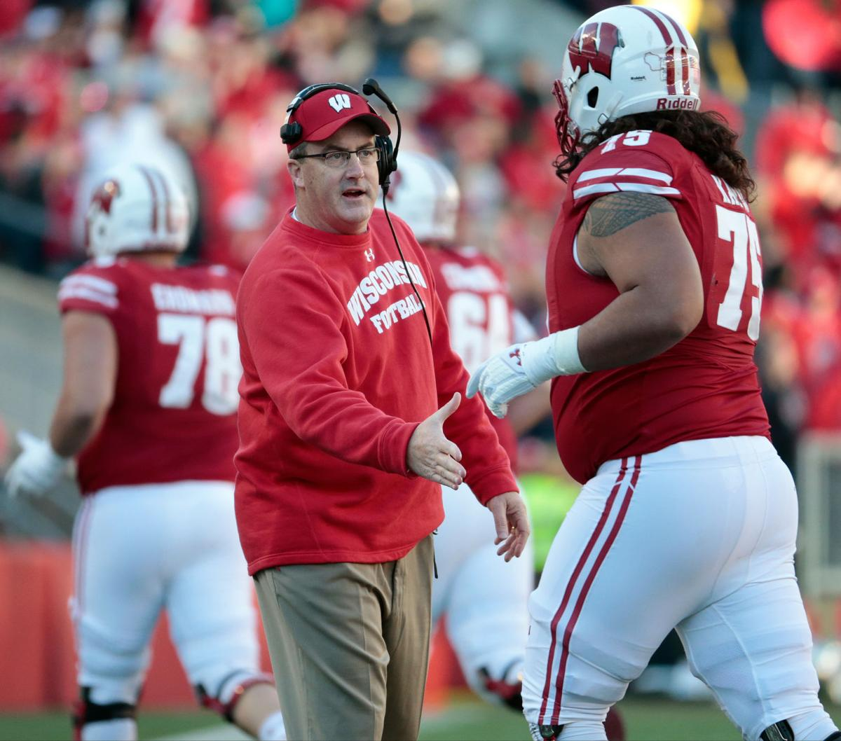 College Coaches Camp: Badgers Football Film Room: What Should Wisconsin Do At