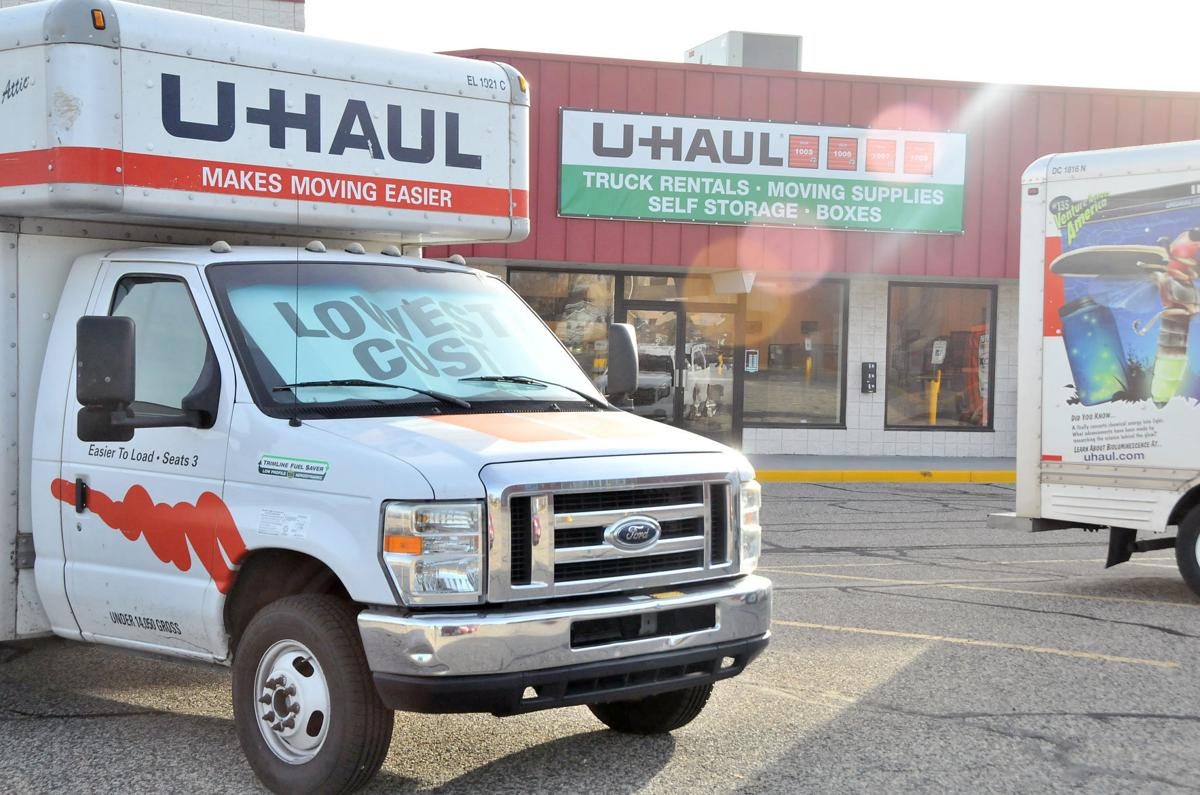 U Haul Takes Over West Baraboo Strip Mall Madison