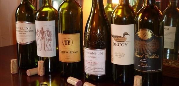 Meritage wines