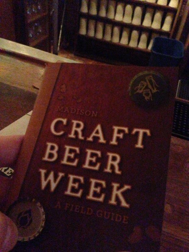 Madison Craft Beer Week Specials