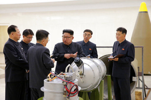 Mexico expels North Korean ambassador after nuclear test