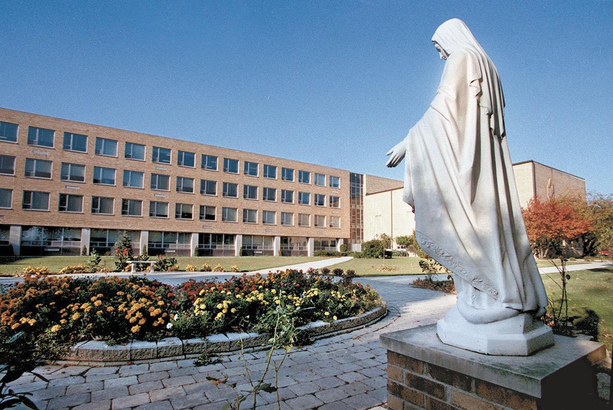 External of Oaklawn Academy