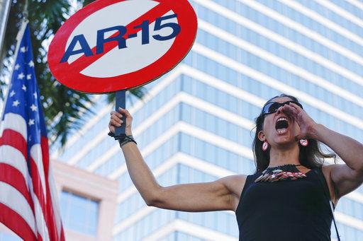 Shooting survivors plan march on Washington