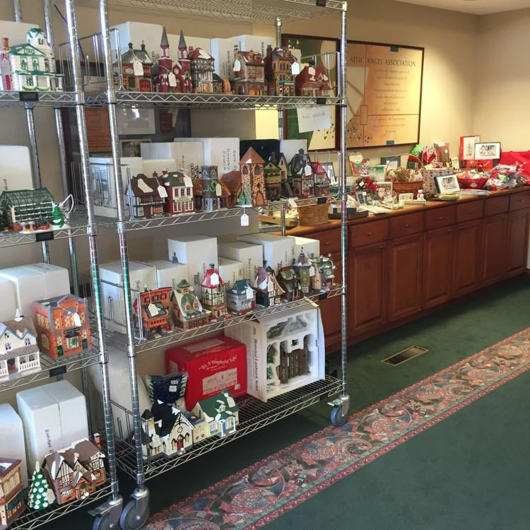 Holiday Selections Galore ATTIC ANGEL ASSOCIATION