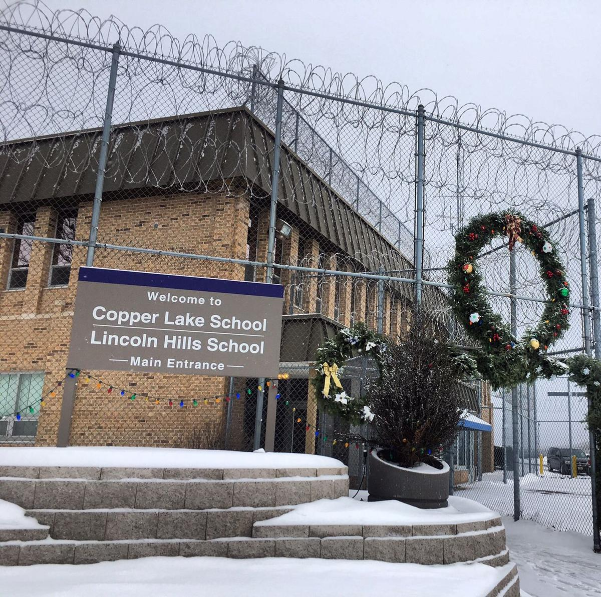 Wisconsin's youth prison