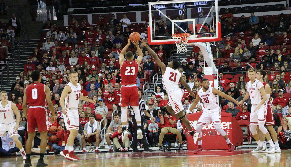 Badgers men's basketball: Kobe King scores game-high 16 points in Red-White scrimmage ...