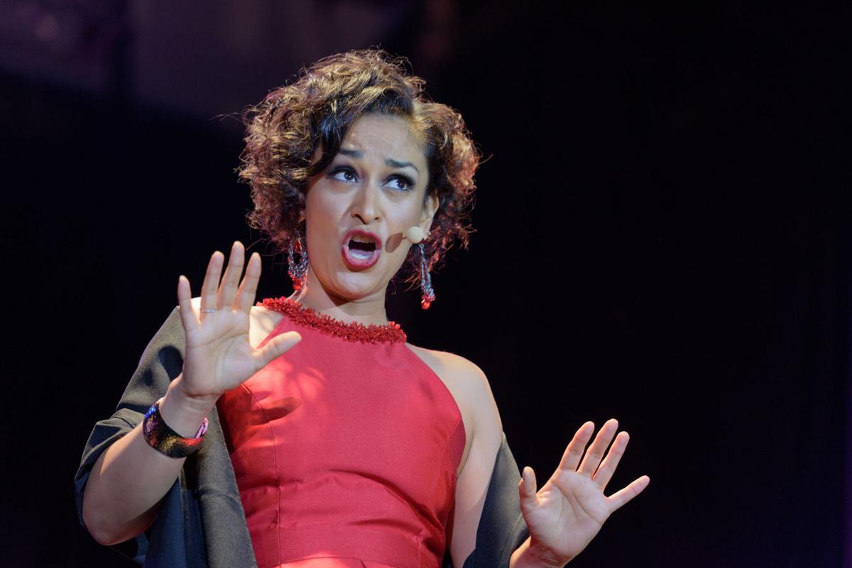 Opera in the Park 2017 Cecilia Violetta Lopez