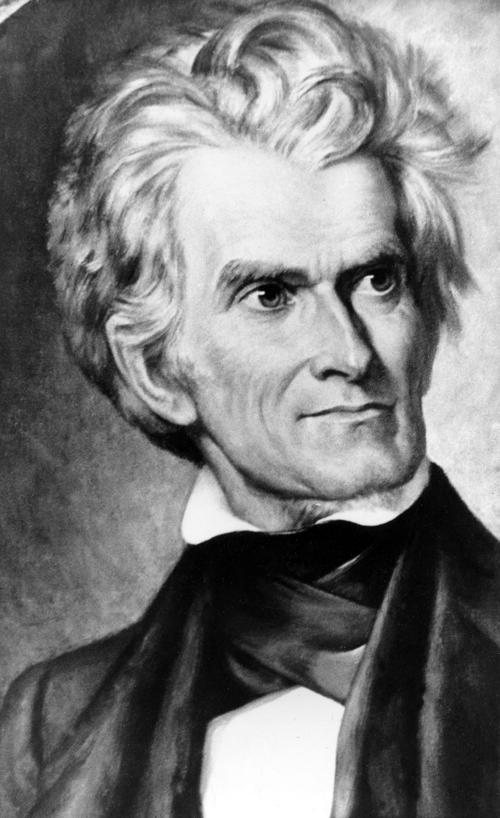 the life and popular ideologies of john c calhoun Need writing john c calhoun essay use our custom writing services or get access to database of 94 free essays samples about john c calhoun signup now and have a+ grades the life and popular ideologies of john c calhoun (764 words, 1 pages.