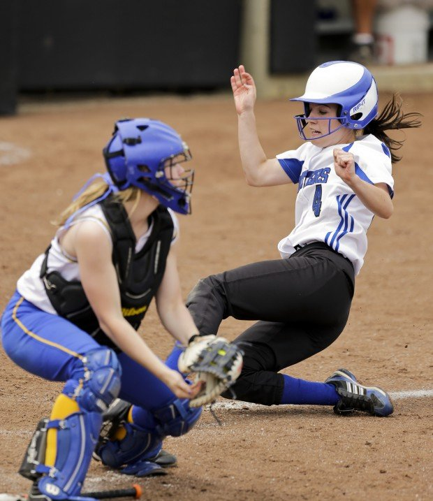 Wiaa State Softball Mineral Point Takes Advantage Of 13