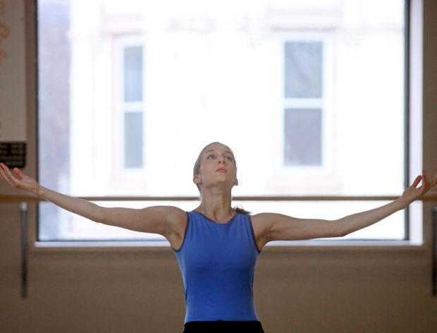 Photos: Kanopy Dance Rehearses 'Martha Graham: Reverence