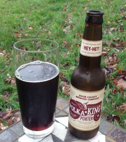 Door County Brewing Polka King Porter