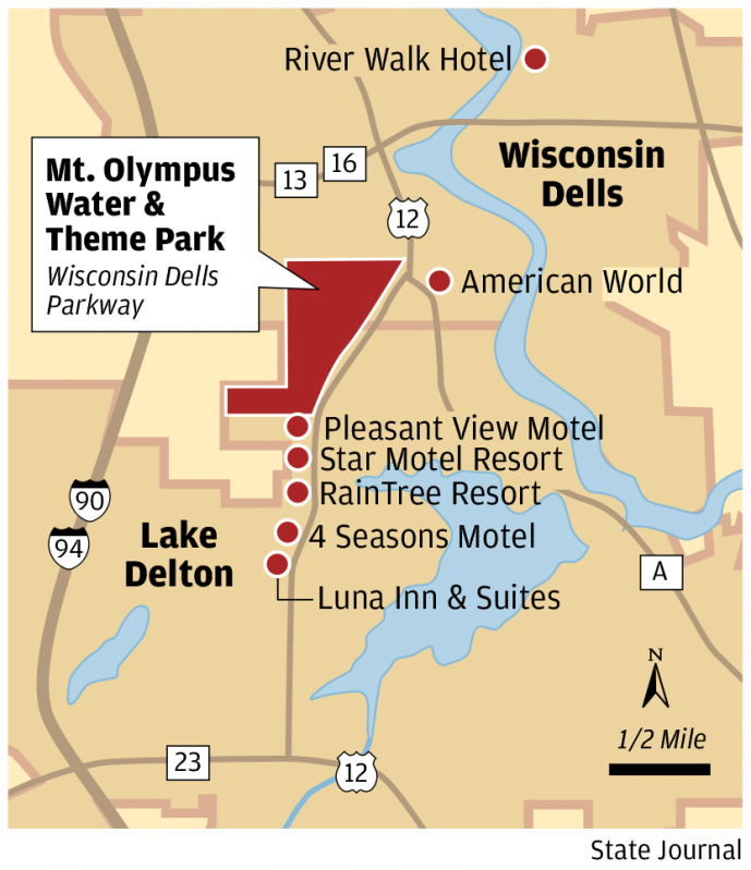 Wisconsin Dells Theme Park Owners Plan Major Expansions Along The Strip Local News Host Madison