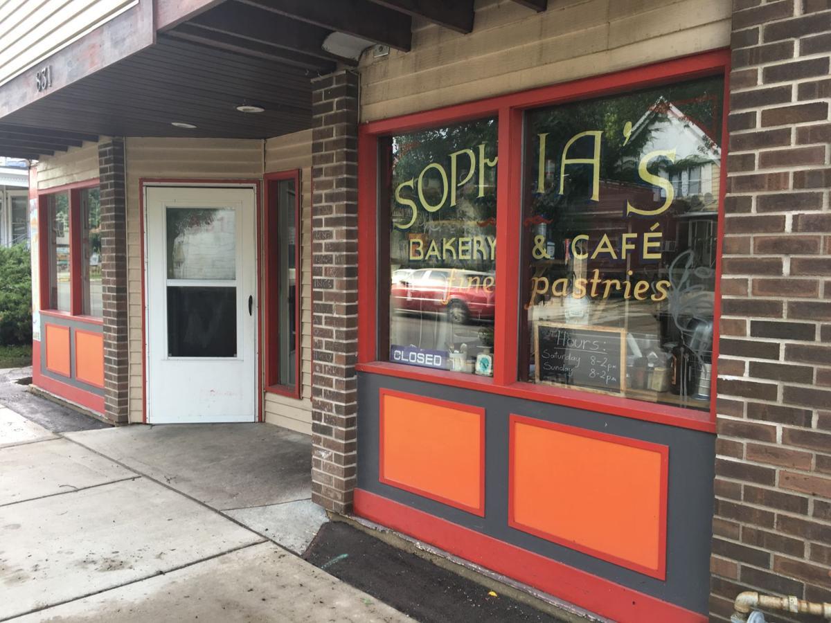 SOPHIA'S BAKERY & CAFE