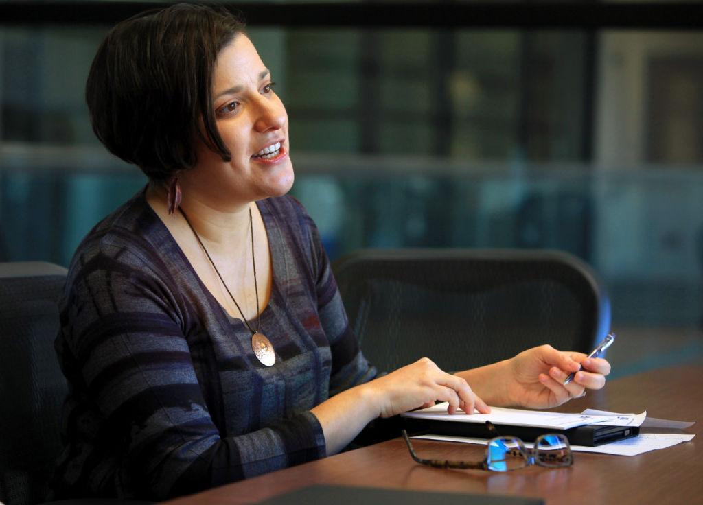 Sara Goldrick-Rab, Cap Times photo