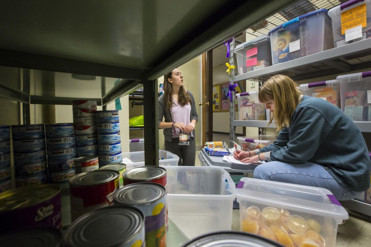 East High School food pantry