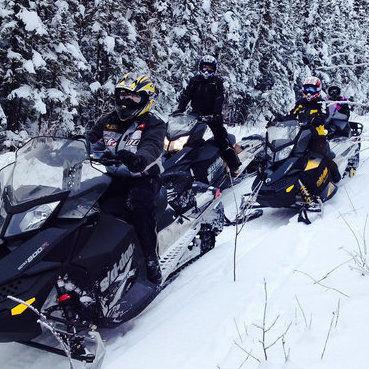 Snowmobilers