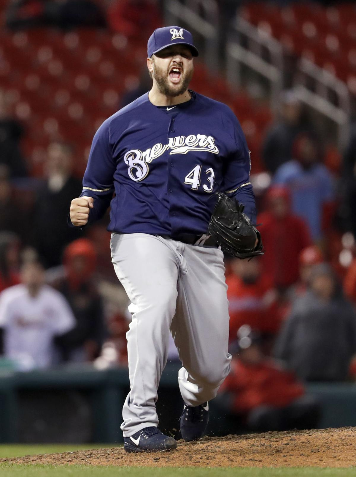 Milwaukee Brewers Bedroom In A Box Major League Baseball: Brewers Walk To 10-inning Win Over Cardinals