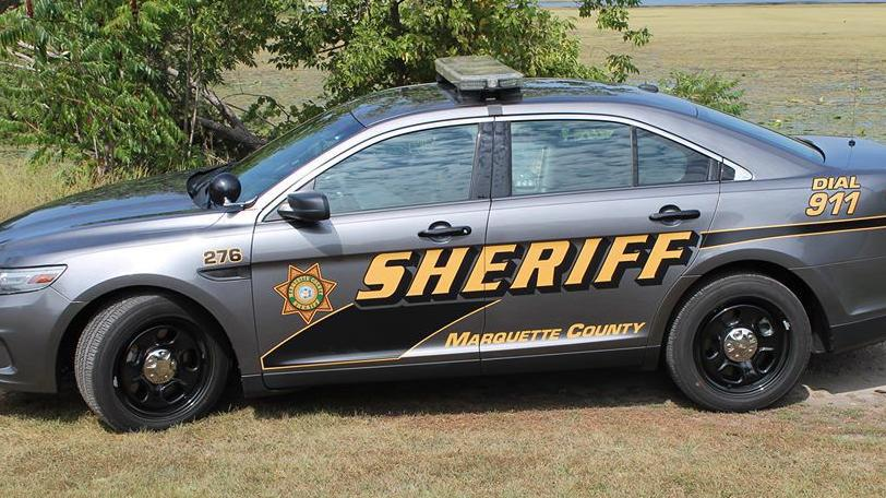 1 killed, 2 injured in Marquette County rollover crash