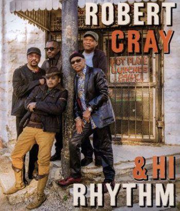 Robert Cray & Hi Rhythm ROBERT CRAY & HI RHYTHM