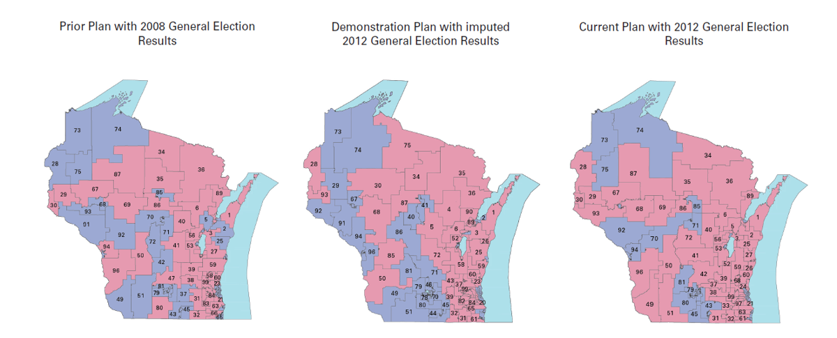 Nonpartisan redistricting