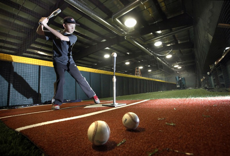 New indoor baseball facility CIBA joins others in Middleton ...