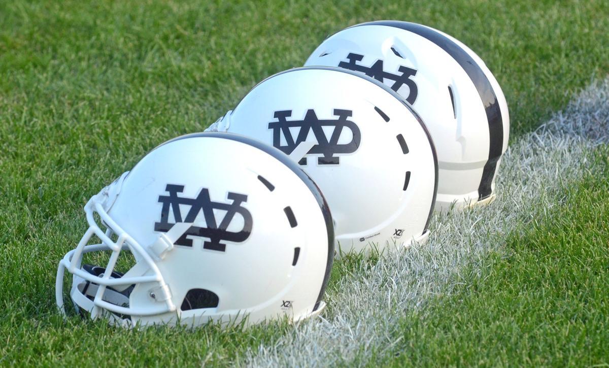 Dells football helmets