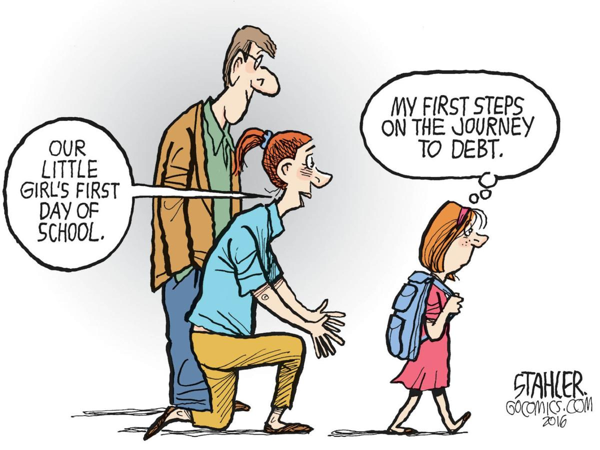 how to avoid excess student loan debt