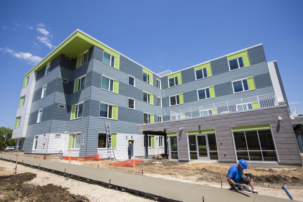 qualifying madison homeless residents start moving into rethke