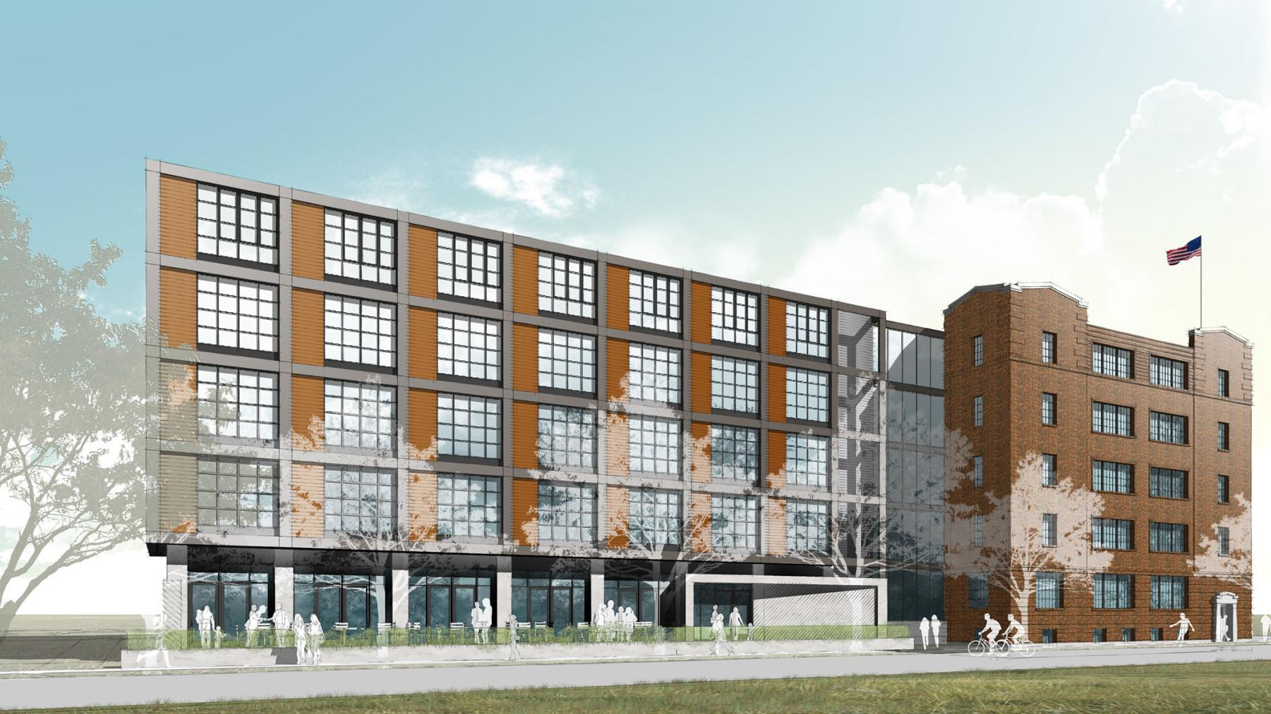 Details of proposed East Washington Avenue hotel emerge