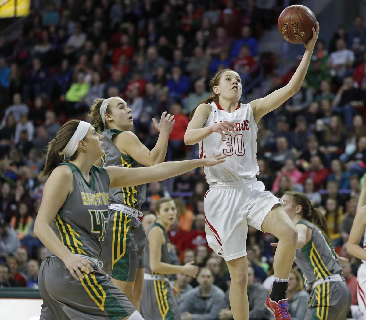 Pairings set for WIAA state girls basketball tournament ...