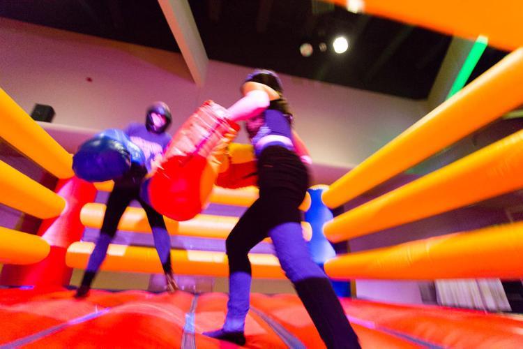 Bounce! MONONA TERRACE COMMUNITY & CONVENTION CENTER