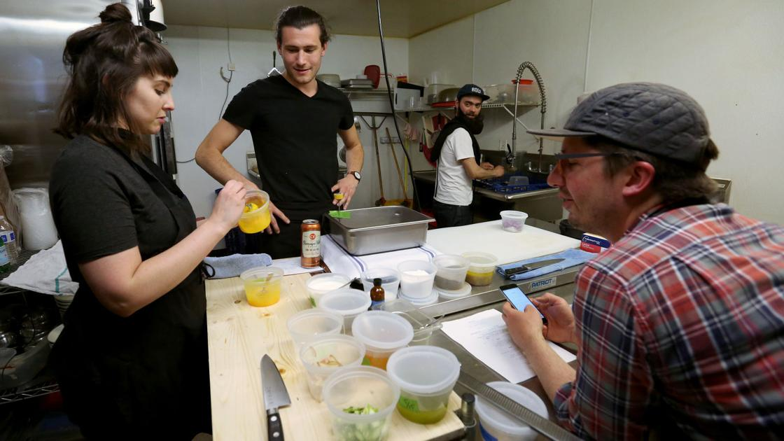 As ramps and asparagus pop up, so do special dinners at Sol's and ...