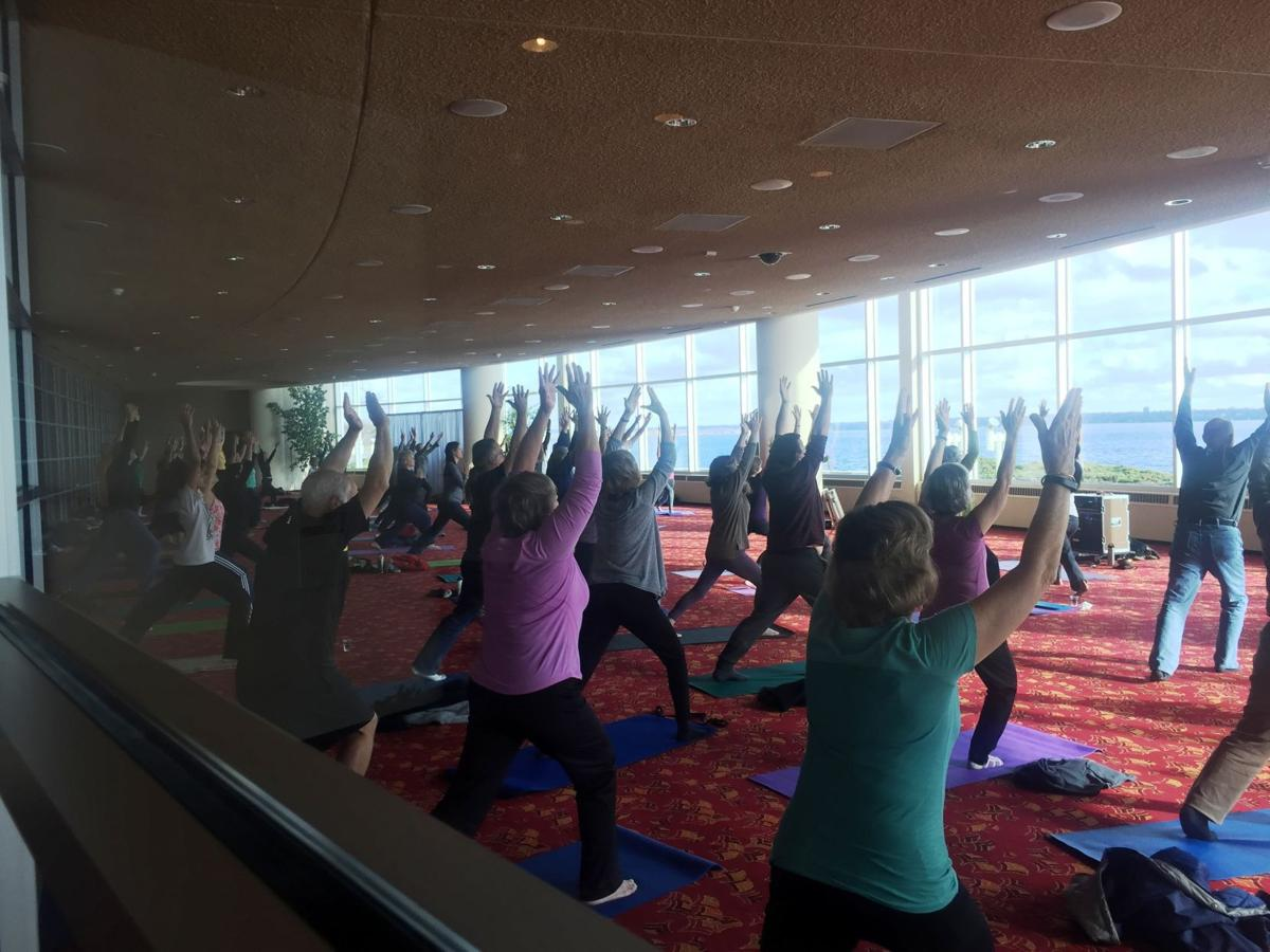 Mindful Yoga MONONA TERRACE