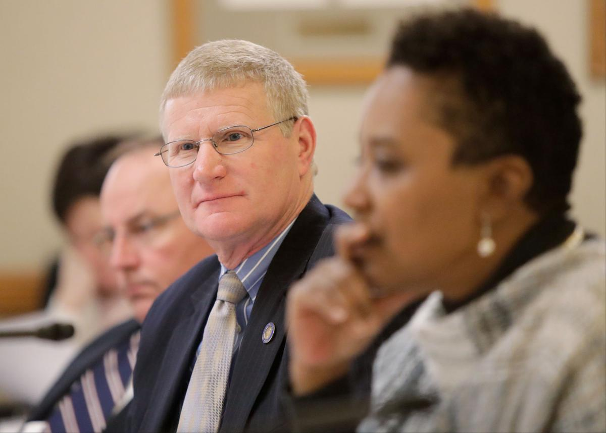 Budget committee keeps labor commission, dumps tech ...
