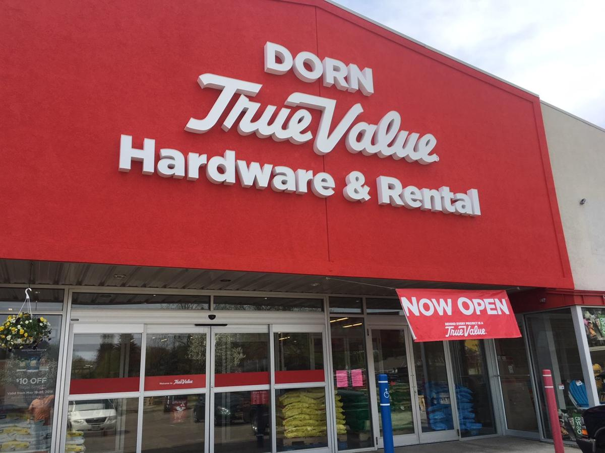 Dorn True Value Hardware opens in Verona
